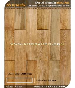 Sàn gỗ Bằng lăng 600mm