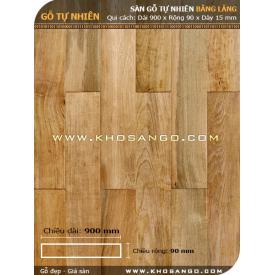 Sàn gỗ Bằng lăng 900mm