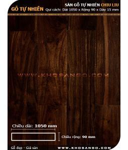Sàn gỗ Chiu liu 1050mm