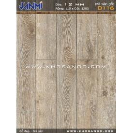 Sàn gỗ JANMI O116 12mm