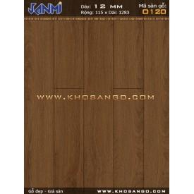 Sàn gỗ JANMI O120-12mm