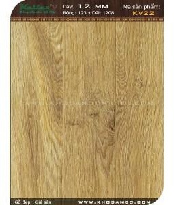 Sàn gỗ Kallax KV22