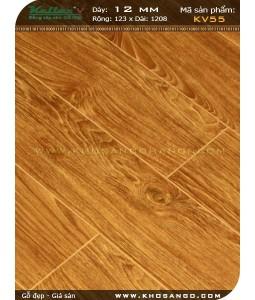 Sàn gỗ Kallax KV55