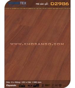 Kronotex Flooring D2986