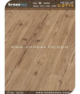 Sàn gỗ Kronotex D2774