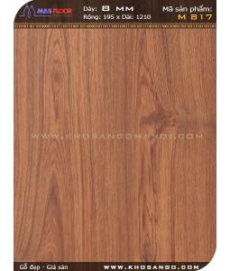 Sàn gỗ Masfloor M817