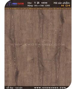 Sàn gỗ Masfloor M04