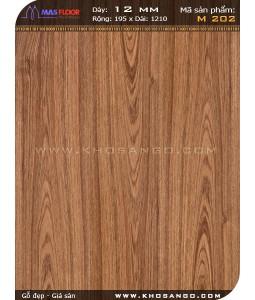 Sàn gỗ Masfloor M202
