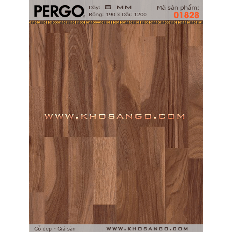 Pergo Flooring 01828