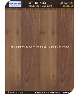 Sàn gỗ RUBY 8003