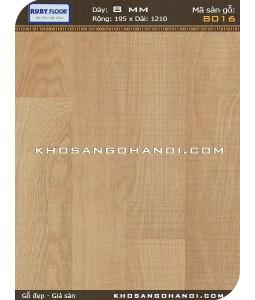 Sàn gỗ RUBY 8016