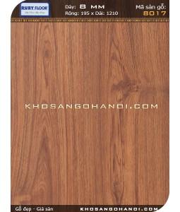 Sàn gỗ RUBY 8017