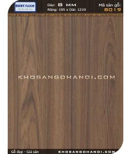 Sàn gỗ RUBY 8019