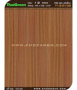 Sàn gỗ ThaiGreen T12-0102