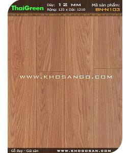 Sàn gỗ ThaiGreen BN-N103