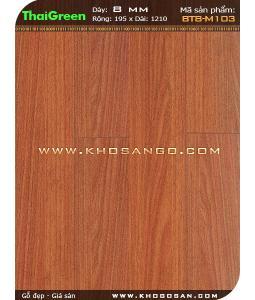 Sàn gỗ ThaiGreen BT8-M103