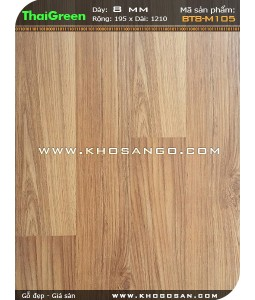 THAIGREEN Flooring BT8-M105