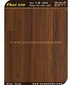 Sàn gỗ Thaixin 2071 12mm BL