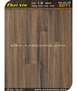 Sàn gỗ Thaixin 2071