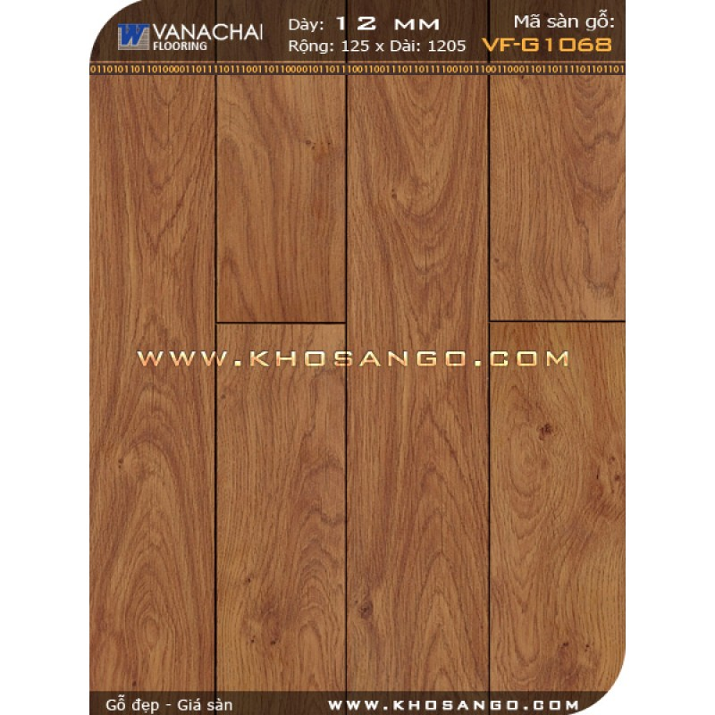 Vanachai Flooring Vf G1068