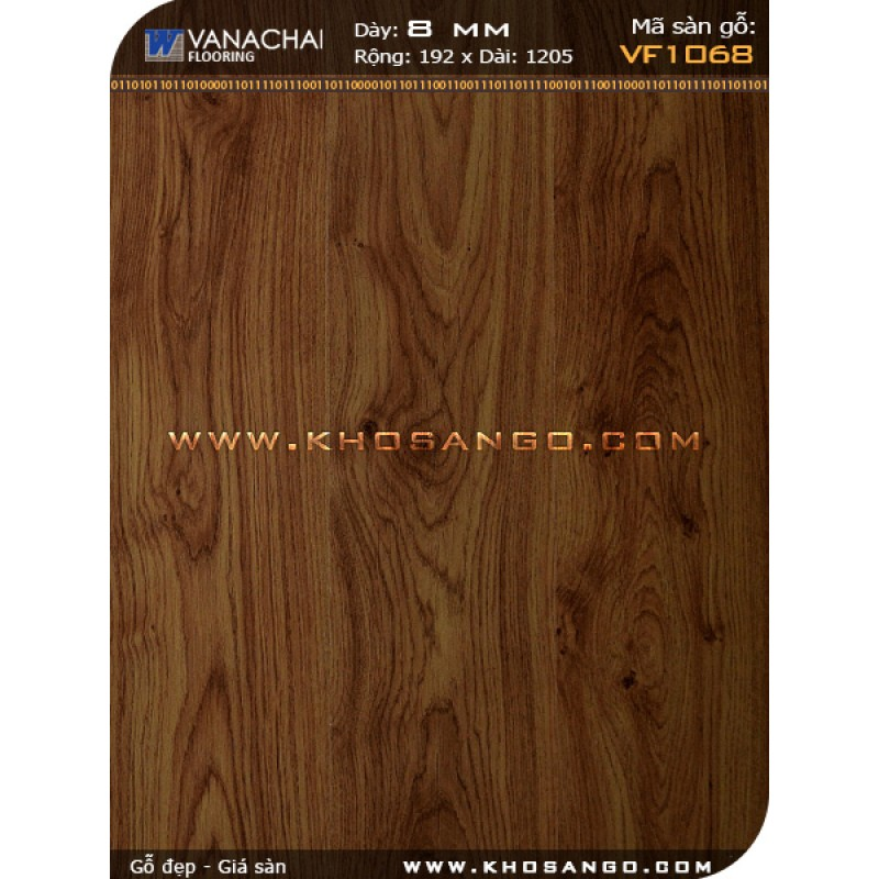 Vanachai Flooring Vf1068