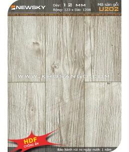 Sàn gỗ Newsky - U202