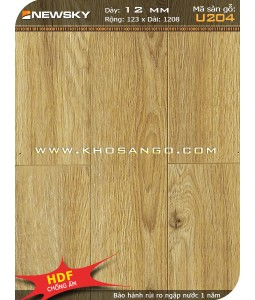 Newsky Flooring - U204
