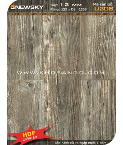 Sàn gỗ Newsky - U208
