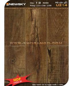 Sàn gỗ Newsky - U214