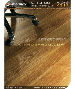 Sàn gỗ Newsky - K311