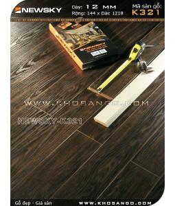 Sàn gỗ Newsky - K321