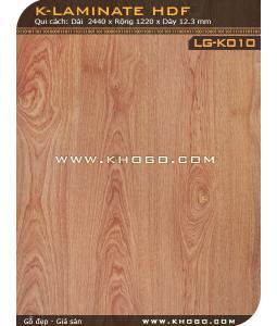 Ván lát gác LG-K010