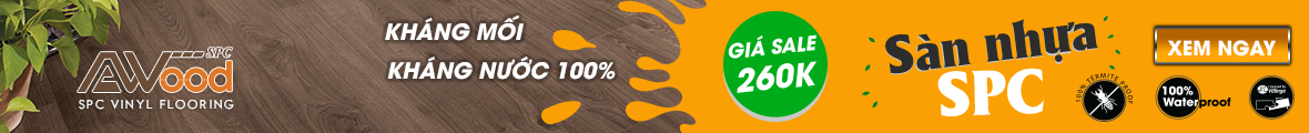 Sàn gỗ cao cấp Wineo - siêu chịu nước