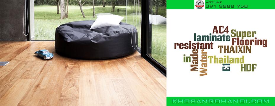 sàn gỗ thaixin hà nội